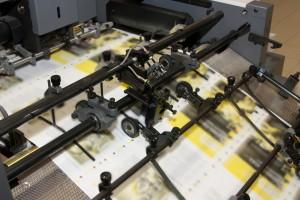 Printing press and Teflon