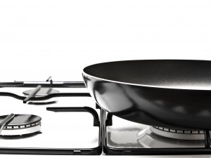 Teflon® nonstick coating