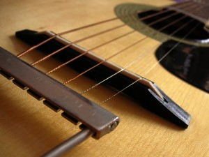 Teflon Coated Guitar Strings